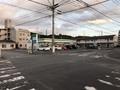 ファミリーマート 下郡東店前の横断歩道